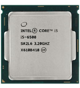 Processador Intel Core I5 6500 1151 Melhor Que I5 6400