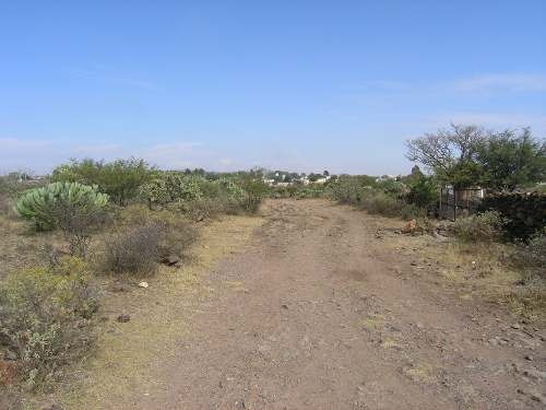 Terreno En Colón Las Cenizas Cerca Aeropuerto Qro. 60 Has.