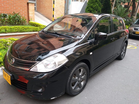Nissan Tiida 2010 Mecanico Cc 1.8 Excelente Estado