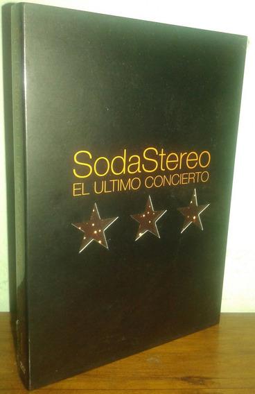 Soda Stereo El Ultimo Concierto Dvd