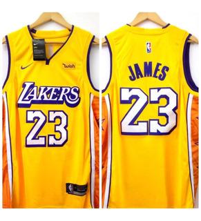 Camisetas Nba. Los Angeles Lakers, Lebron James