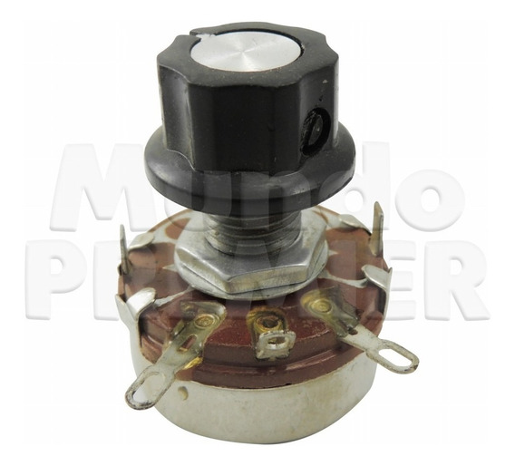 Botão Completo Com Potenciômetro Maquina De Corte A Laser