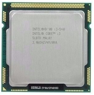 Processador Intel Core I3 540 3.06ghz Lga1156/4mb