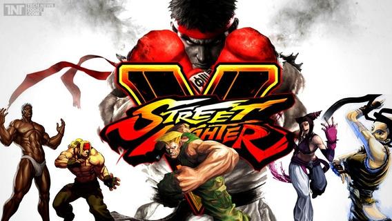 Street Fighter V Steam Cd Key Original Pc