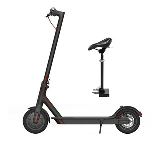 Scooter Eléctrico Vel 30km/hr Electric Scooter Con Asiento