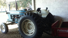 Tractor Ford 5000 Rotativa Chata Inmejorable Condiciones!!