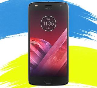 Motorola Moto Z2 Play Xt1710-09 64gb 12mp/5mp - Cinza