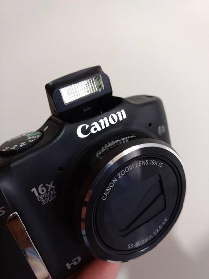 Câmera Canon Powershot Sx160 Is (não Liga)