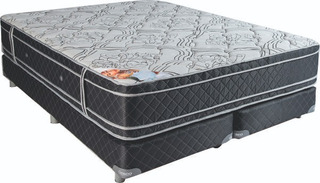 Sommier Deseo Coral - King Size 180x200x33 Cuotas