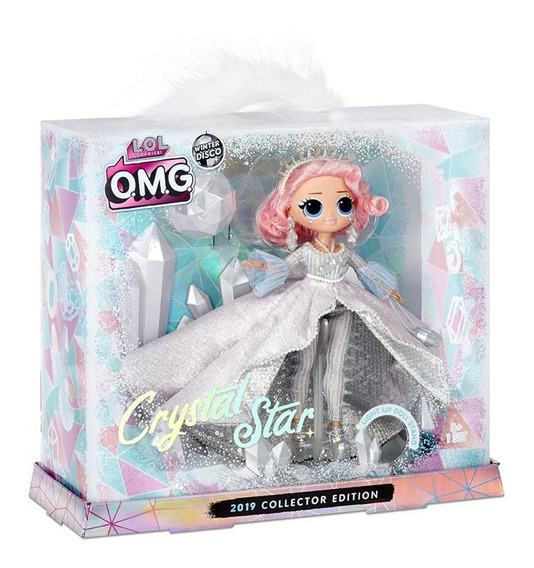L.o.l. Surprise Omg Collector Edition Crystal Star