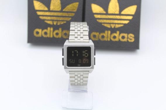 Relógio adidas Archive M1 - Prateado