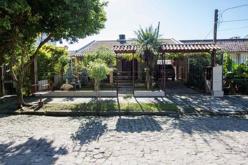 Casa Em Ipanema Com 3 Dormitórios - Lu428846