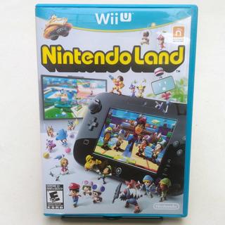 Envio Gratis Nintendoland Wii U Barato Remate Juego