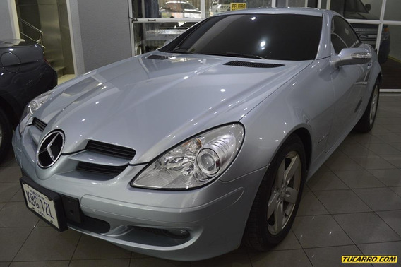Mercedes Benz Clase Slk Roadste-multimarca