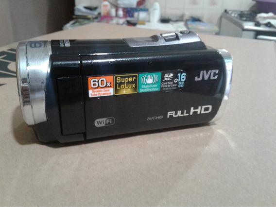 Filmadora Jvc Everio 60 X Dynamic Zoom - 16 Gb