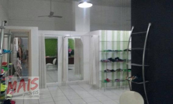 Salão Comercial À Venda, Aparecida, Santos. - Sl0002
