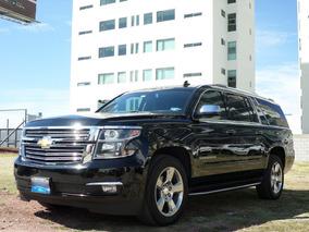 Chevrolet Suburban 5.4 Premier Piel 4x4 At