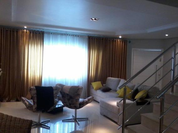 Sobrado Com 4 Dormitórios Para Alugar, 427 M² Por R$ 5.500,00/mês - Cerâmica - São Caetano Do Sul/sp - So0764