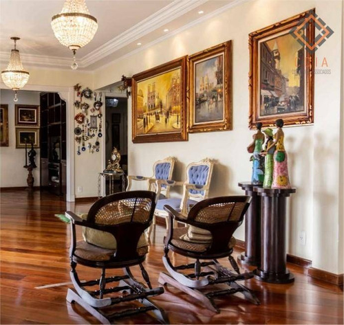 Imagem 1 de 30 de Apartamento Para Compra Com 3 Quartos E 4 Vagas Em Chácara Klabin - Ap54637