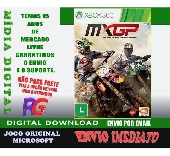 Mxgp Xbox 360 Midia Digital Roraima Games