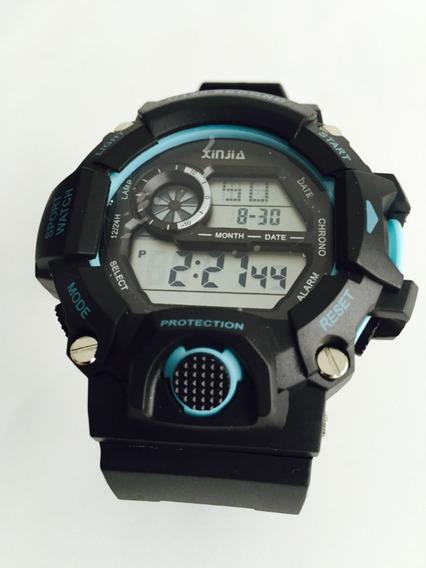 Relógio Masculino Digital Prova D´água Esportivo Original