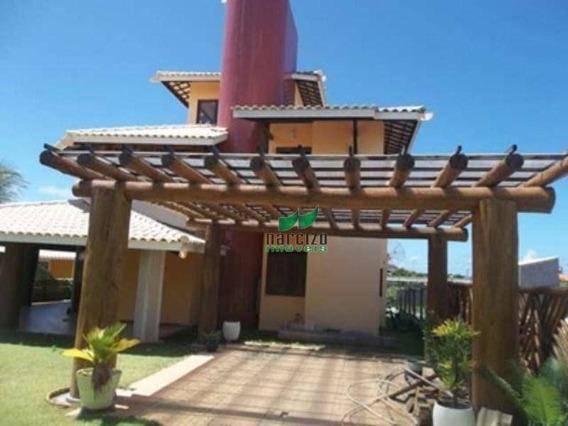 Casa Residencial À Venda, Jacuipe, Camaçari - Ca0758. - Ca0758