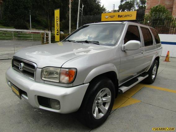 Nissan Pathfinder Superlux At 3500