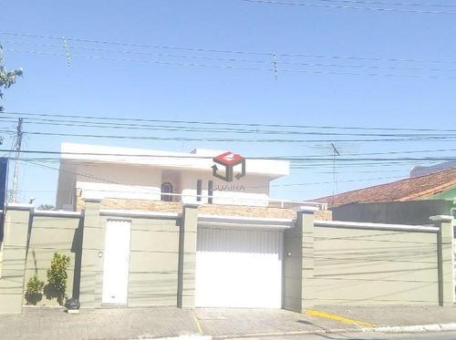 Imagem 1 de 21 de Sobrado À Venda, 5 Quartos, 2 Suítes, 6 Vagas, São José - São Caetano Do Sul/sp - 82961