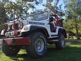 Jeep Ika 1956 Tornado Zf Ideal Para La Costa! Papeles Al Dia