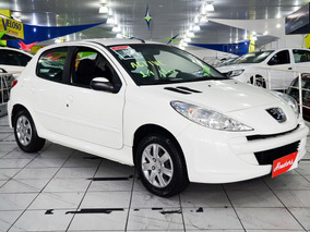 Peugeot 207 1.4 Active 2014 Aceito Troca E Financio