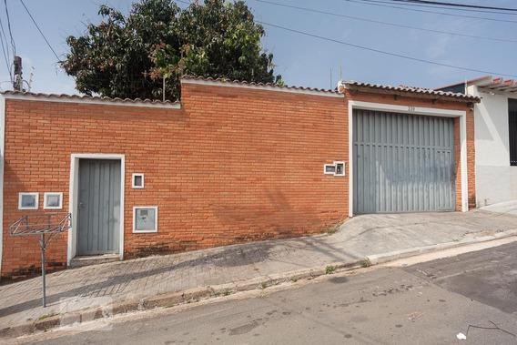 Casa Com 1 Dormitório E 1 Garagem - Id: 892964239 - 264239