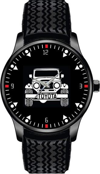 Relógio De Pulso Personalizado Jeep Bandeirantes Antigo