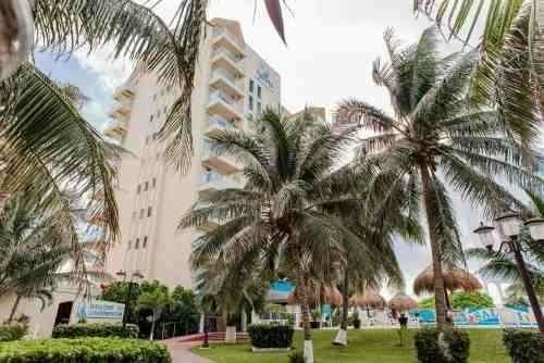 Estudio Frente Al Mar En Condo-hotel Salvia En Corazon De Zh
