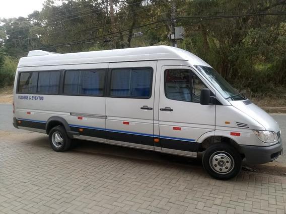 Mercedes-benz Sprinter Van 2.2 Cdi 413 Luxo Teto Alto Rd 5p