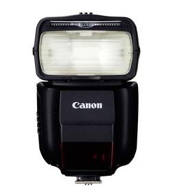 Flash Canon Speedlite 430ex Iii-rt + Carregador C/ 4 Pilhas