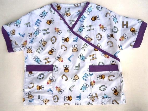 Camisa De Uniforme Para Colegio O Consultorio Medico