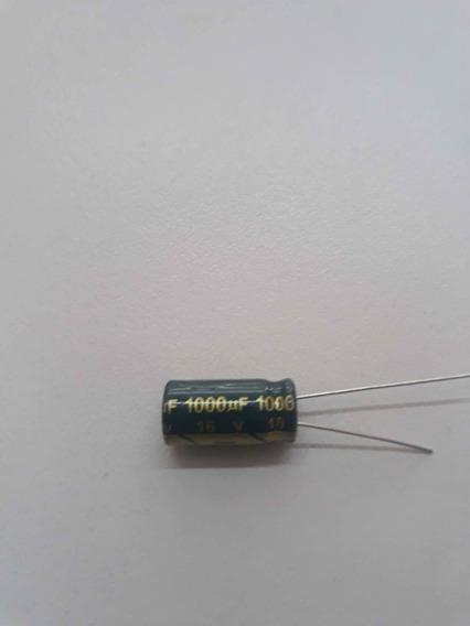 20 Capacitor 16v/1000uf Original