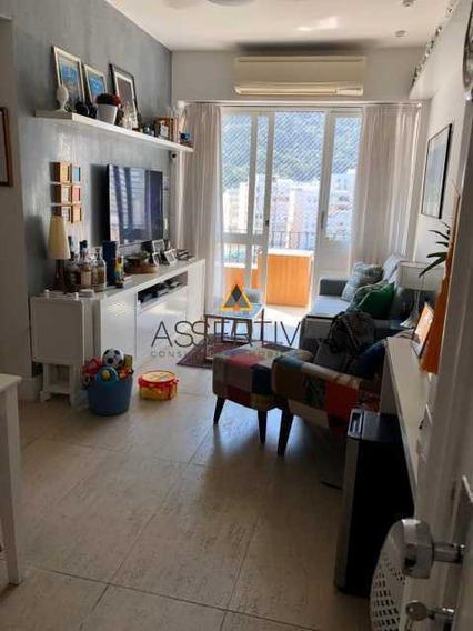 Apartamento-à Venda-humaitá-rio De Janeiro - Flap10129