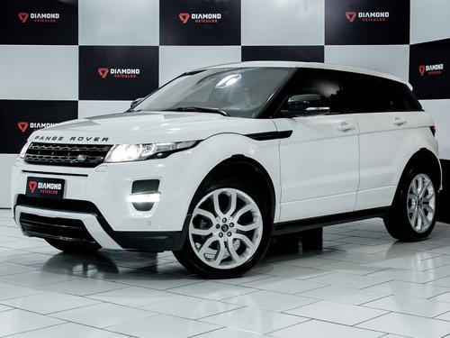 Imagem 1 de 15 de Land Rover Range Rover Evoque 2.0 Dynamic 4wd 16v Gasolina