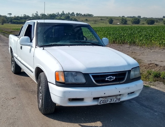 S10 1997 Cabine Extendida 2.2 Gasolina R$9500
