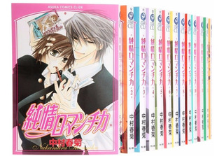 Manga Yaoi Junjou Romantica 17 Tomos X 1300 Envio Gratis