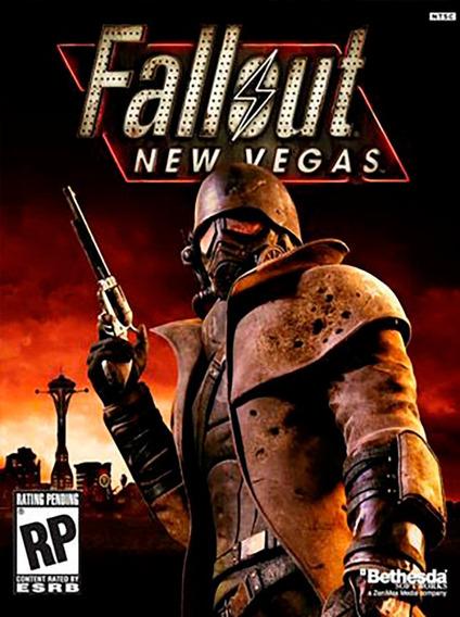 Fallout New Vegas Pc Mídia Física Novo Lacrado