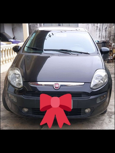 Imagem 1 de 7 de Fiat Punto 2013 1.4 Attractive Flex 5p