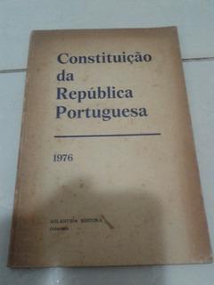 Constituição Da República Portuguesa 1976