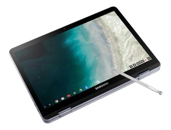 Chromebook Samsung Intel Celeron 4gb Tela 12,2 Garantia