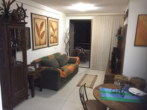 Apartamento 02 Suítes A 02 Quarteirões Da Praia