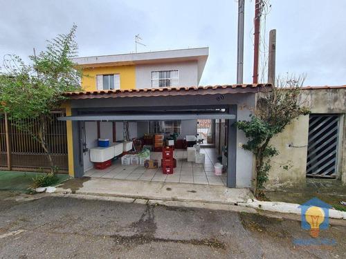 Imagem 1 de 25 de Casa Com 4 Dorms À Venda Por R$ 779.000 - Parque Alves De Lima - São Paulo/sp - Ca0601