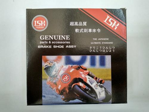 Imagen 1 de 3 de Patin De Freno Kawasaki Kh100 - Kc90 / Suzuki Fr80