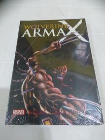 Livro Wolverine Arma X - Lacrado!