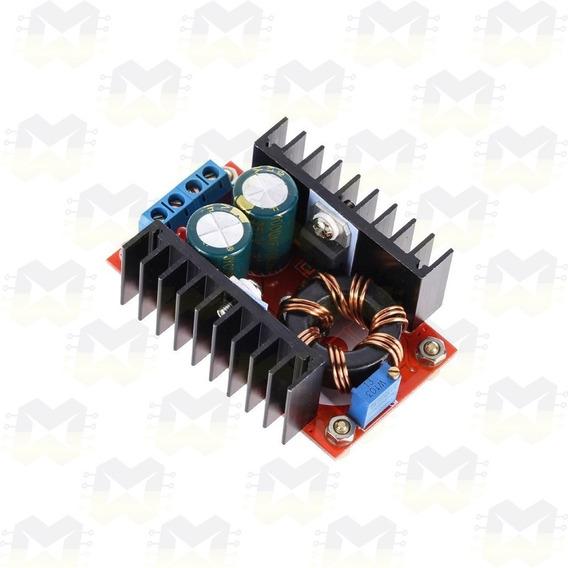 Módulo Regulador De Tensão Ajustável Step Up Dc-dc 150w 6a